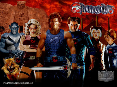 Thundercats 2009 on Ivan  Thundercats