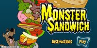Огромный бутерброд | Monster Sandwich