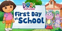 Игра Даша Путешественница - Первый день в школе