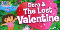 Даша и потерянная валентинка | Dora and the Lost Valentine
