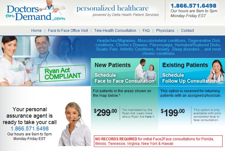 DoctorsonDemand.com