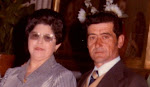 Pedro Quintana  Gutierrez y Alfonsa Vega Trejo, mis padres.