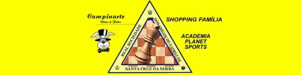 REAL SOCIEDADE DOS AMIGOS DO XADREZ DE SANTA CRUZ DA SERRA