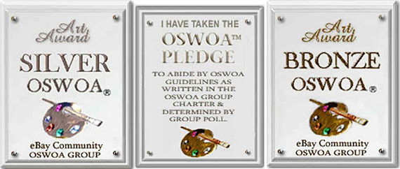 OSWOA (Original Small Works Art) Awards