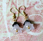 Flower Drop Earings