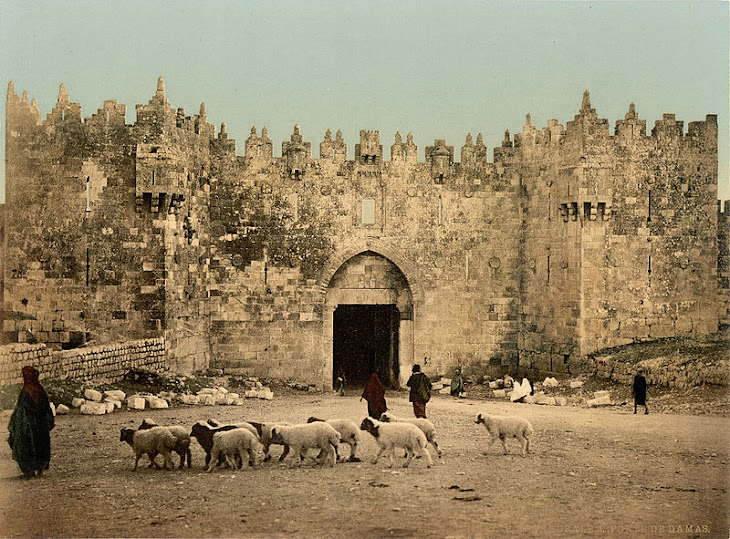 Damascus Gate 1916