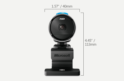 Microsoft+LifeCam+Studio+Webcam tech center 2010