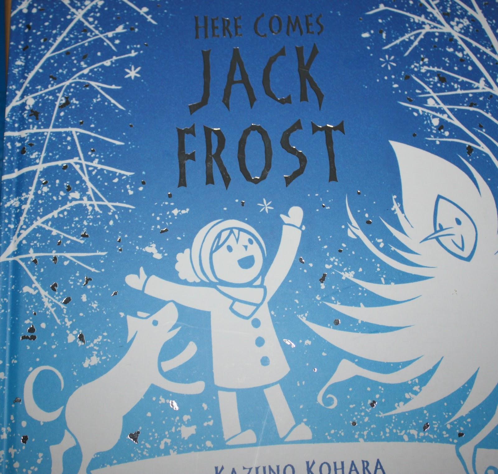 Blue school: JACK FROST