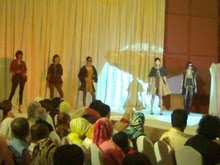 Degree Fashion Show