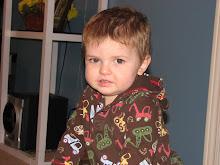 My precious boy, Noah Isaac