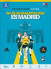 Maratón Madrid (Abril 2010)