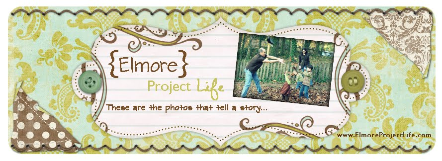 Elmore Family  ::  Project Life
