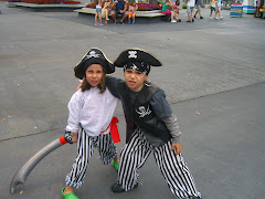 Our Two Pirates in Disney