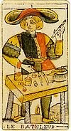 le bateleur tarot divinatoire carte signification interpretation