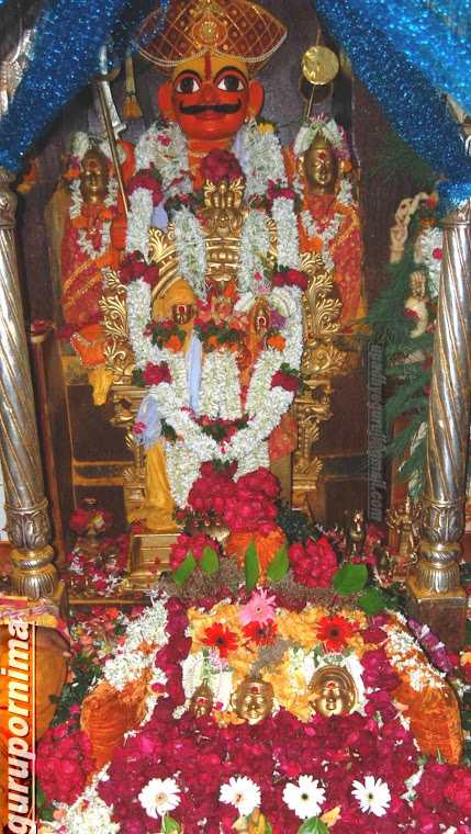 Jejuri - Gurupornima at Kadepathar