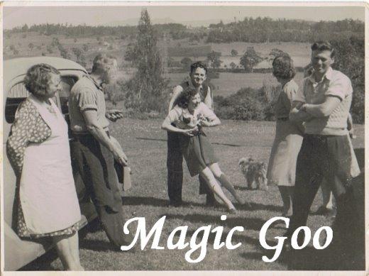 Magic Goo