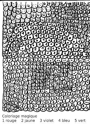 Maternelle coloriage magique une maison - Dessin a imprimer pour ado ...