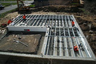 Miranda homes earth slabs and conditioned crawl spaces for Slab foundation vs crawl space
