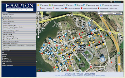 Hampton University Campus Map | Time Zone Map on stockton university campus map, armstrong university campus map, university of texas at san antonio campus map, caldwell university campus map, central methodist university campus map, cook college campus map, husson college campus map, west texas a&m university campus map, university of the sciences campus map, johnson university campus map, city university of new york campus map, wayne campus map, university of north georgia campus map, keiser university campus map, university of pikeville campus map, eastern new mexico university campus map, cal state fresno campus map, heritage university campus map, university of cincinnati medical campus map, minnesota state university moorhead campus map,