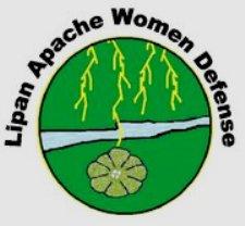 NDÉ ISDZÁNÉ ŁANOHWILE'~~Lipan Apache Women Defense ~~El Calaboz Rancheria, Rio Grande/Rio Bravo