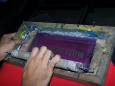 """MODUL  : Teknik Cetakan 'Silkscreen Printing"""""""