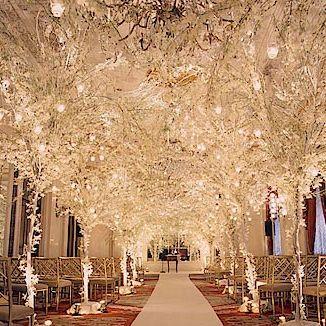 Wedding Wonderland on Glass Slipper Designs  Winter Wedding Wonderland