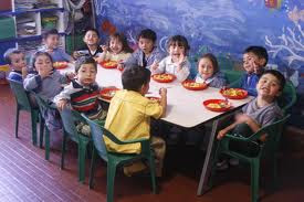 proyecto comedor infantil