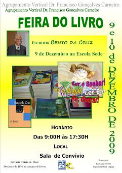 Feira do Livro - 9 e 10 de Dezembro