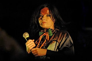 bjork revolucion mexico concierto video foto