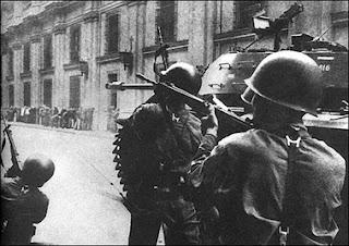 golpe de estado en chile 11 septiembre