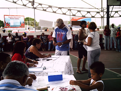 consejos comunales venezuela eleccion