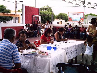 consejos comunales venezuela electoral