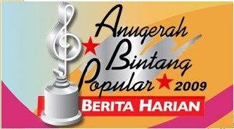Anugerah Bintang Popular Berita Harian ABPBH 2009