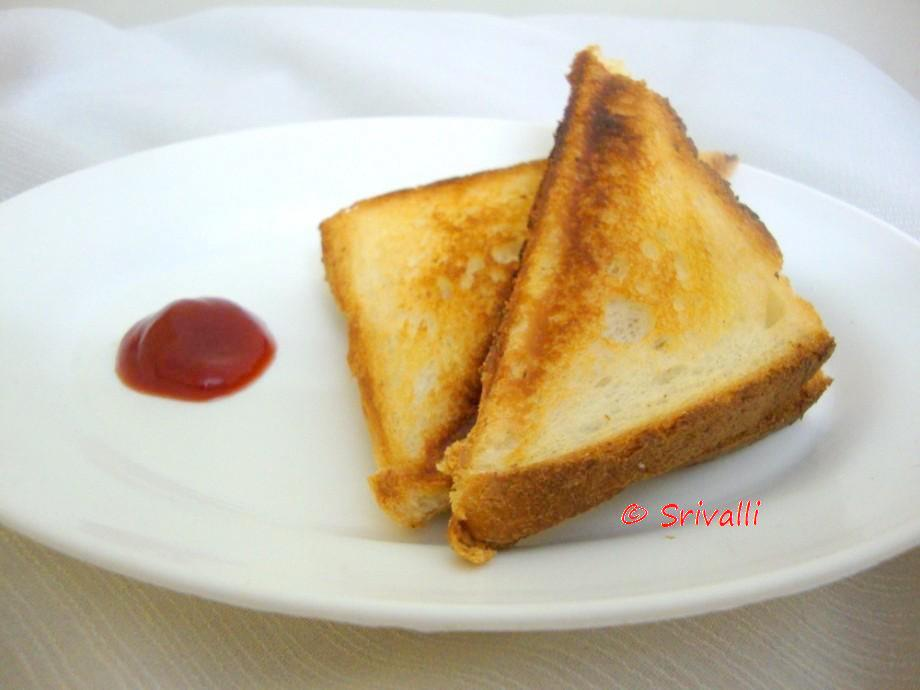 chili cheese toast ingredients needed bread slices 4 cheese 2