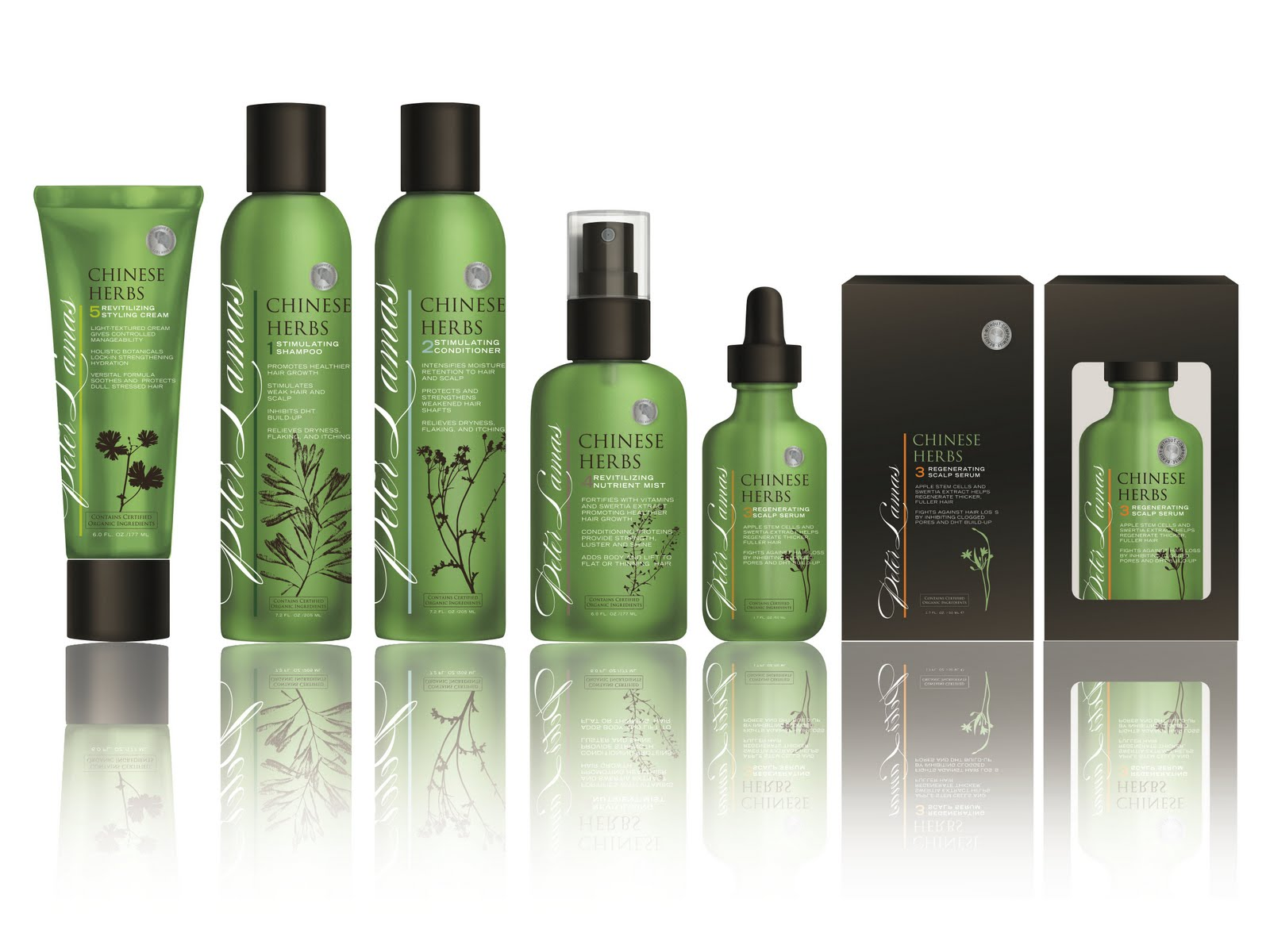 Salon Natural Hair Products