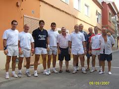 LA XARA 2007