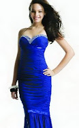 Hot Sexy Long Strapless Prom Dress  Item No 6326