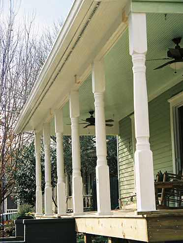 columns ideas for porches gardens and interior spaces decorative