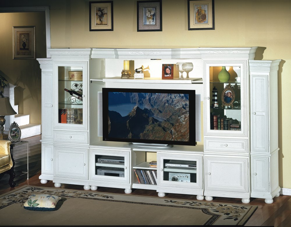 Entertainment center furniture ideas for Decorating entertainment center ideas