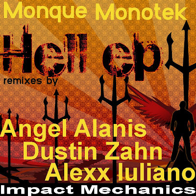 Monque and Monotek - Hell EP