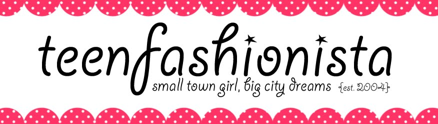 teenfashionista.com