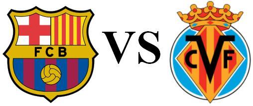 F.C Barcelona – Villarreal C.F