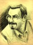 الفنان القدير ابراهيم أبو طوق