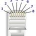 Cara Memasang Kabel Lan (UTP) Tipe Straight