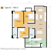 1 Petaling Residences Malaysiacondo Com