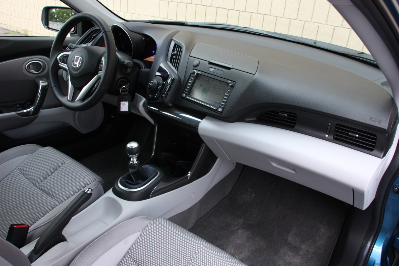 Honda CR Z Interior View