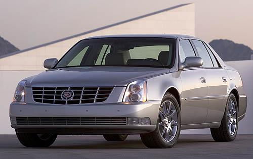 2011 Cadillac DTS Nice Images