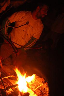 BINHO +fogueira+ +donde+miras+124 Itinerário Donde Miras   Sol, Mar e Natureza