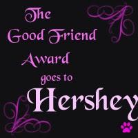 Hershey's award