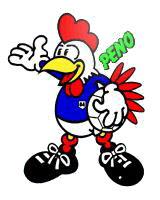 Peno Euro 1984 mascot